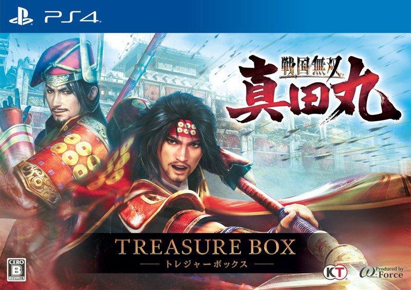 戦国無双 〜真田丸〜 TREASURE BOX #ゲーム#通販