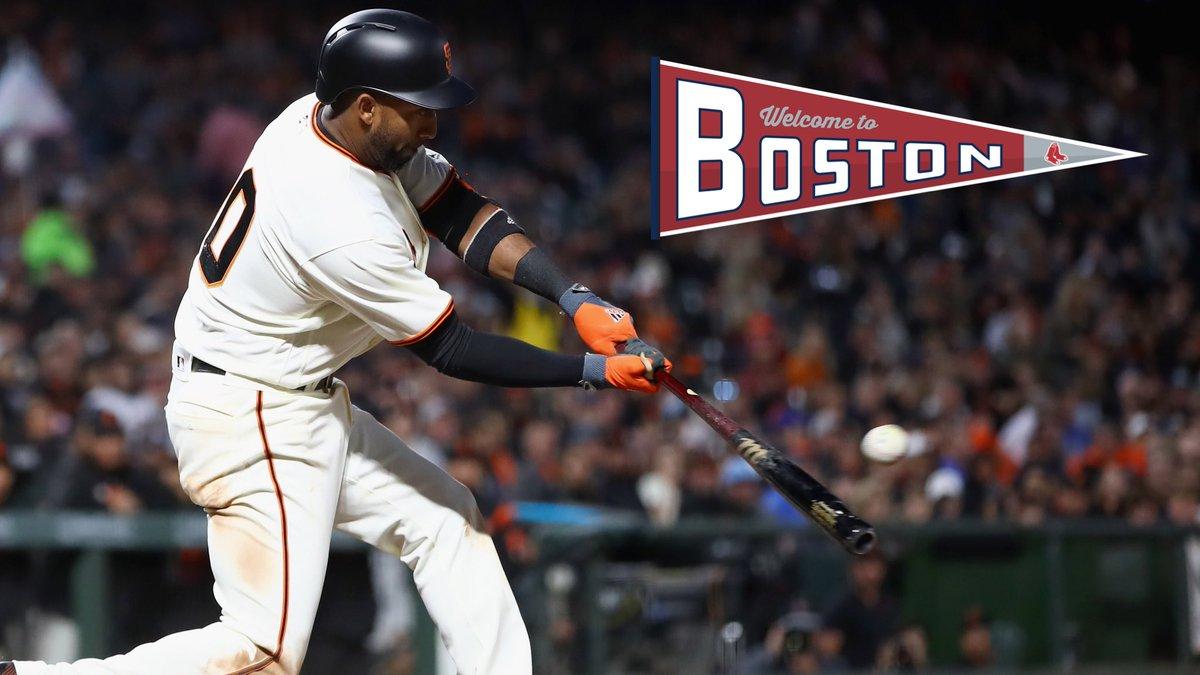 #RedSoxNation, you know what to do! Help us welcome @EduardoNunez15 to Boston!