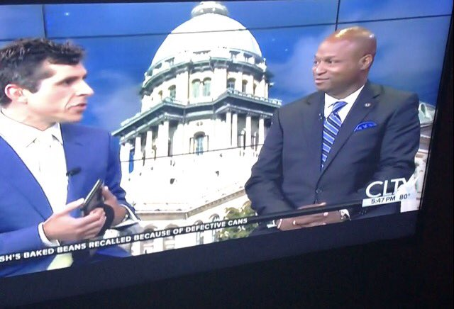 test Twitter Media - Appeared on Politics Tonight to discuss the Governor's call for Special Session that starts tomorrow. IMO,the Gov should call a leaders mtg! https://t.co/zMYSN8bk3r