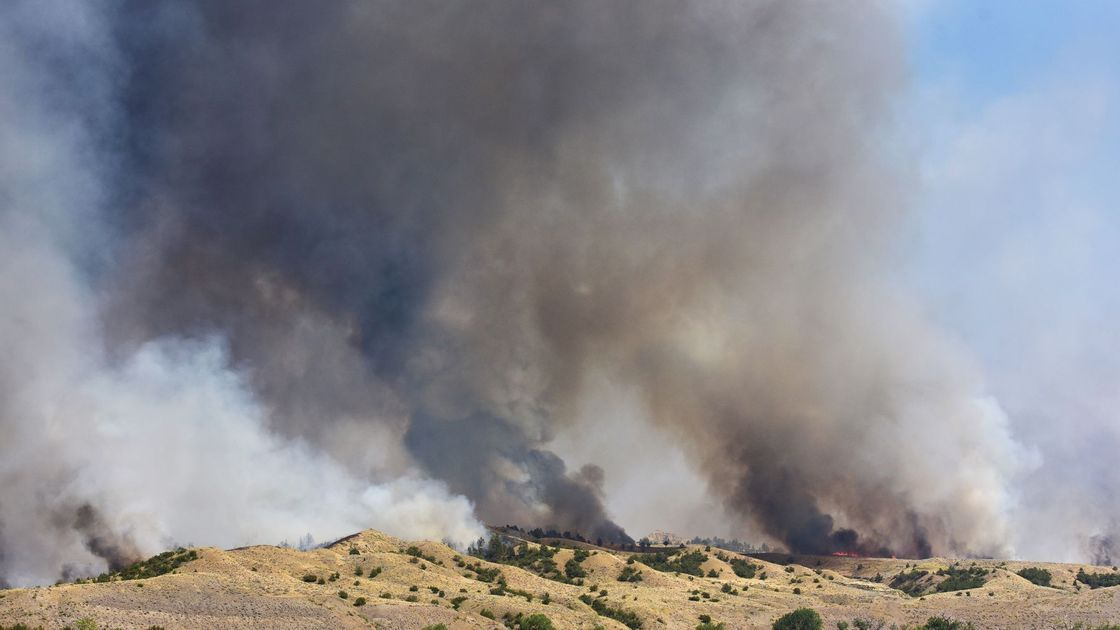 Owners of property damaged by wildfire may qualify for tax relief