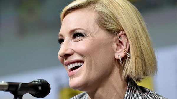 No more damsels in distress—Cate Blanchett is Marvel's first female supervillain.