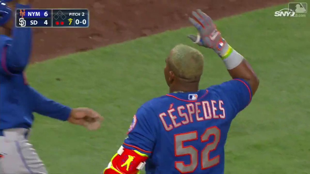 Little. League. Homer.@ynscspds motors all the way around.
