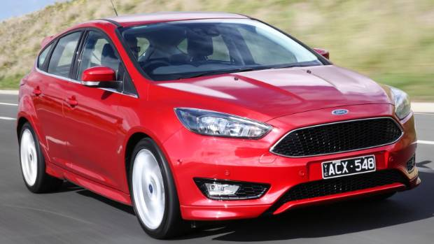 Australian Ford 'misled customers on faults'