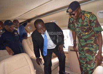 Matiangi says security operation in Baringo, Laikipia, to go on