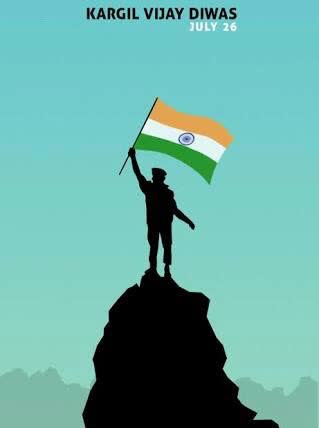 Saluting our brave soldiers who served at #Kargil, and those who continue to serve and protect us each day. Jai hind