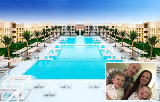 Twenty-six angry holidaymakers suing top travel firm First Choice after allegedly suffering severe illnesses in Egypt claim there was poo in the pool
