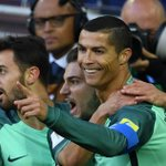Cristiano Ronaldo reacts to Manchester United transfer speculation