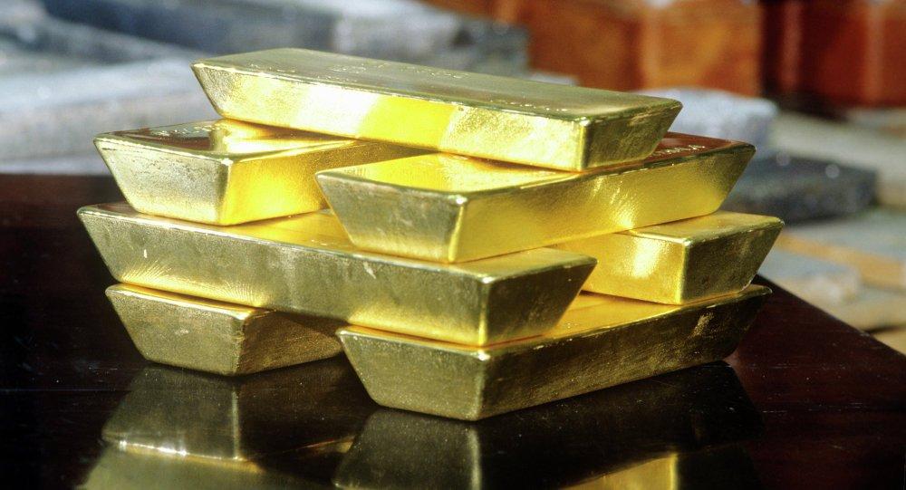 стоимость золота в унциях график