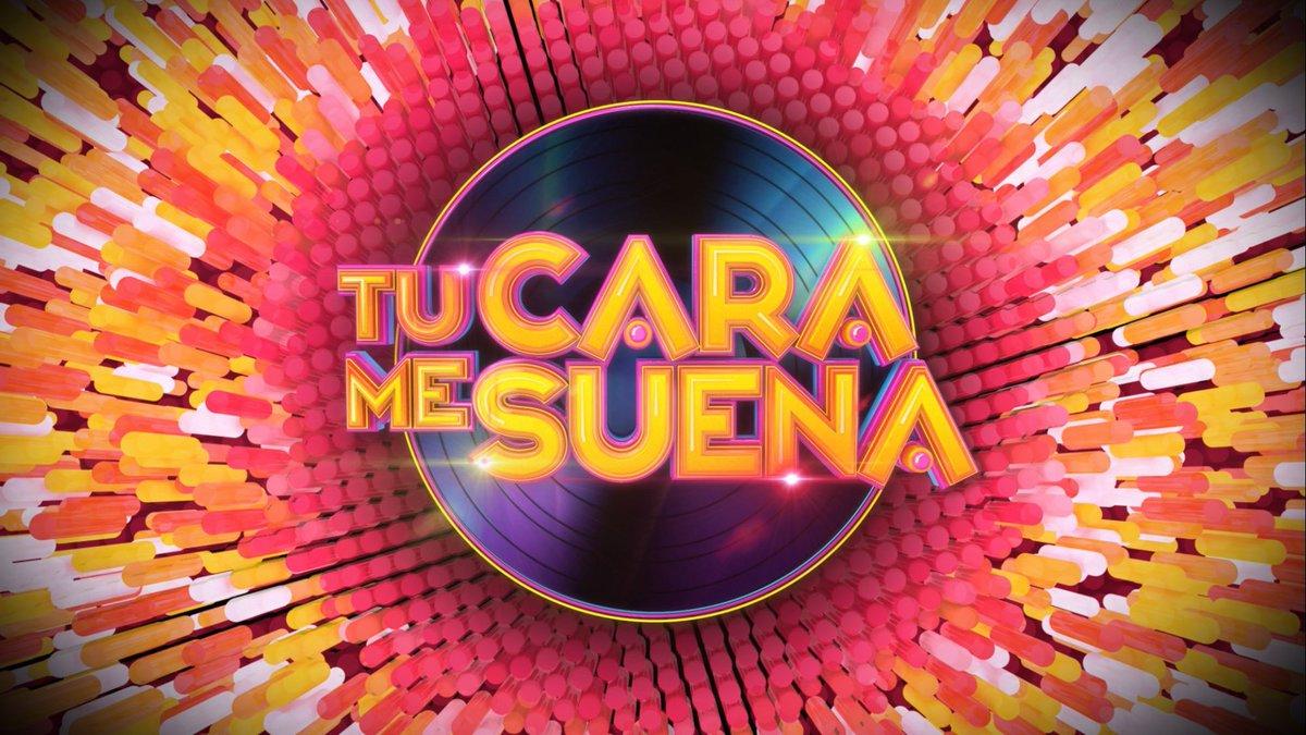 Os gusta el nuevo logo de @TuCaraMSuena ?? A nosotros nos ENCANTA!! #ganas @antena3com @Gestmusic