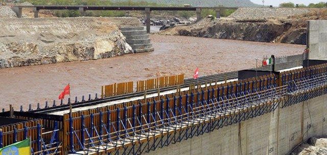 Downstream costs of the Grand Ethiopian Renaissance Dam