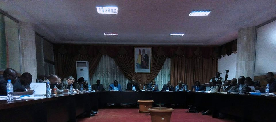 Recommandations du Comité de suivi des accords politiques