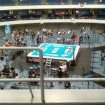 とりあえず今日はここでワイとタイガーマスクWのマスカラ・コントラ・カベジェラが( ^^)