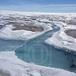 Pencairan ais Greenland amat membimbangkan