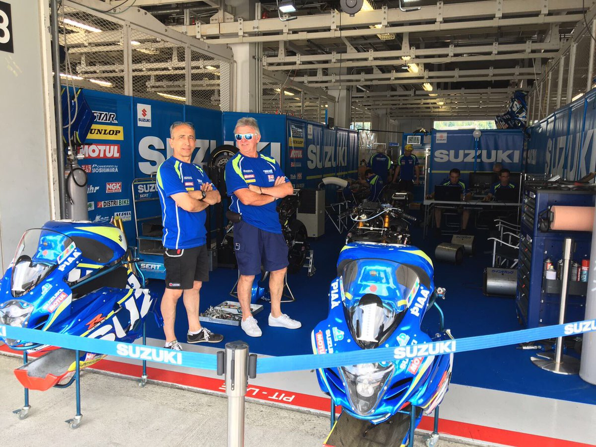 test Twitter Media - Things are getting serious at #Suzuka8h #FIMEWC https://t.co/pV38tXZAGs