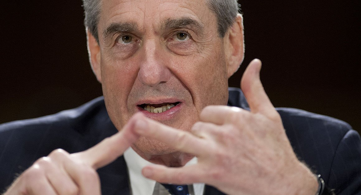 Poll Voters say Mueller ouster would be inappropriate