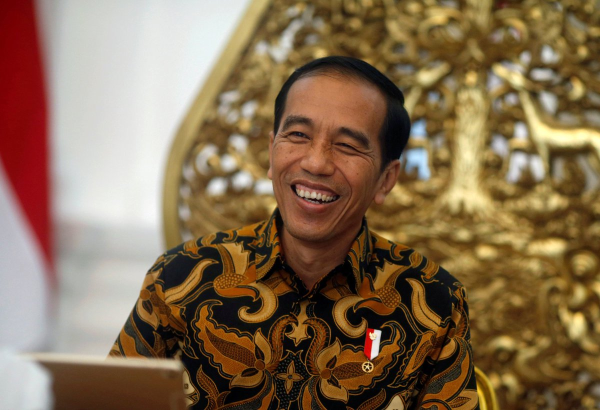 As Indonesia's parliament passes election Bill, opposition eyes Jokowi's coalition