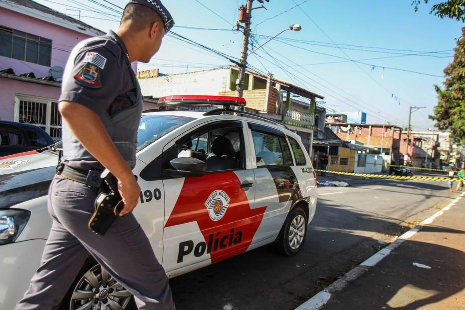 SP não bate metas em segurança e bônus a policiais despenca