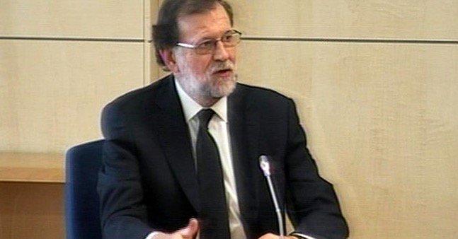 La 1 de TVE ha sido la única gran cadena nacional que no ha emitido la declaración de Rajoy