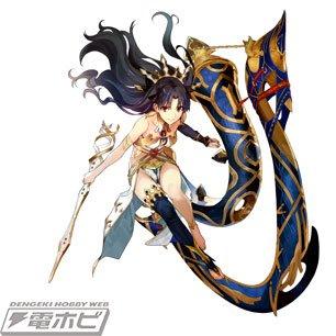 【話題の記事】『Fate/Grand Order』イシュタル、『Fate/stay night[HF]』#間桐桜 の原型