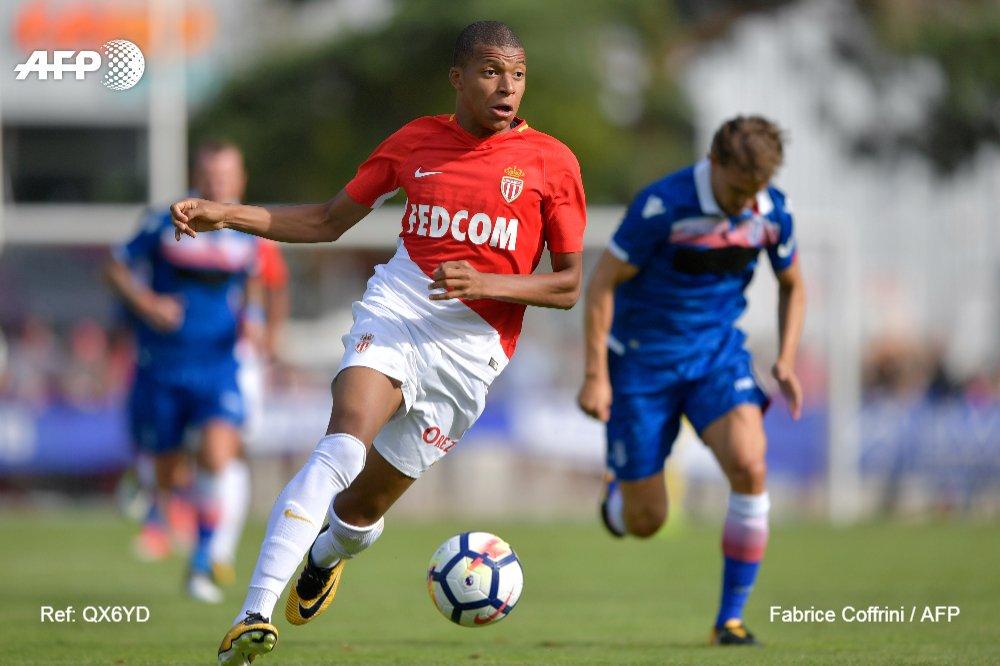 Monaco dément tout accord avec le Real Madrid pour Mbappé