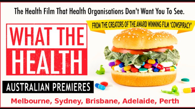.@wthfilm Watch this film today!!! It will INFORM your life! #whatthehealthfilm #INFORMATIONispower https://t.co/ndpTwJ620q