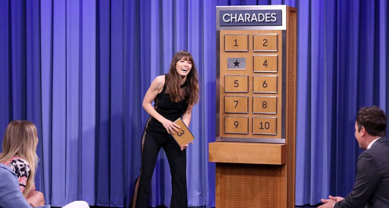 Jessica Biel jokes that she might divorce Justin Timberlake after her Tonight Show fail: