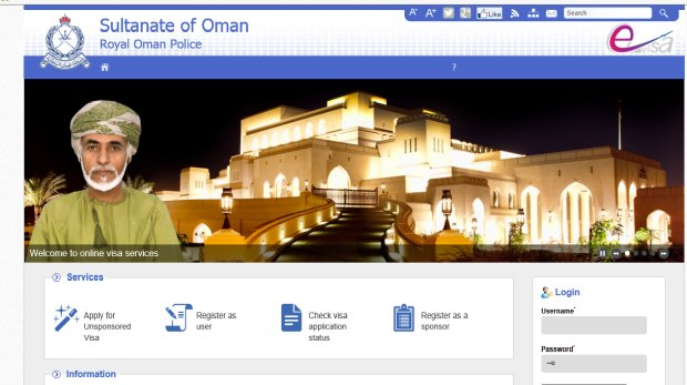 Oman announces E-visa for international tourists
