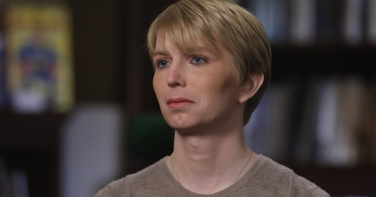 Chelsea Manning responds to Trump's tweets about banning transgender service members