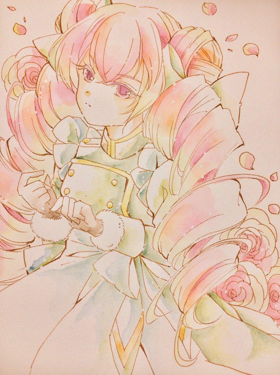 #双星の陰陽師軍服メイド服の美玖さん。Sっ気たっぷりっぽいよねw