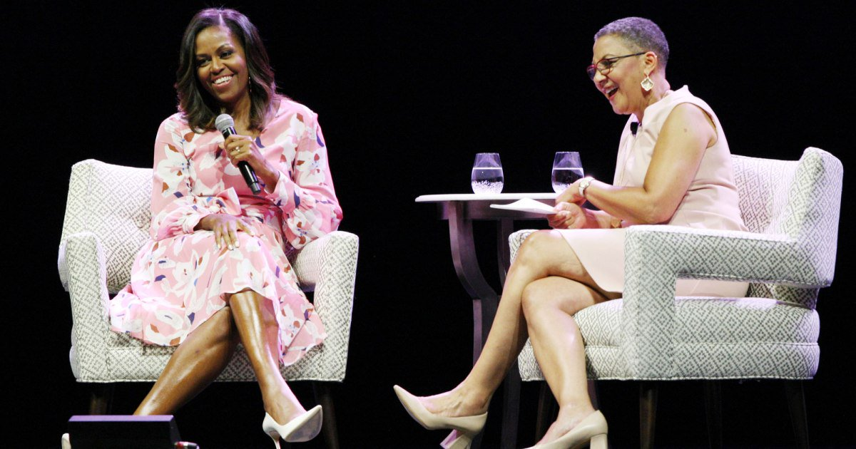 Michelle Obama Says She Still Faces Racism After Being First Lady: Some People Can't See Past 'My Skin Color'