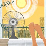 How to Be Mindful When It's Hot Outside
