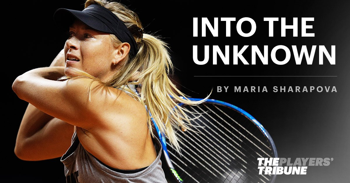 RT @PlayersTribune: Maria Sharapova — in her own words: https://t.co/KOvftYUeT0 https://t.co/h4n4B2ICHr