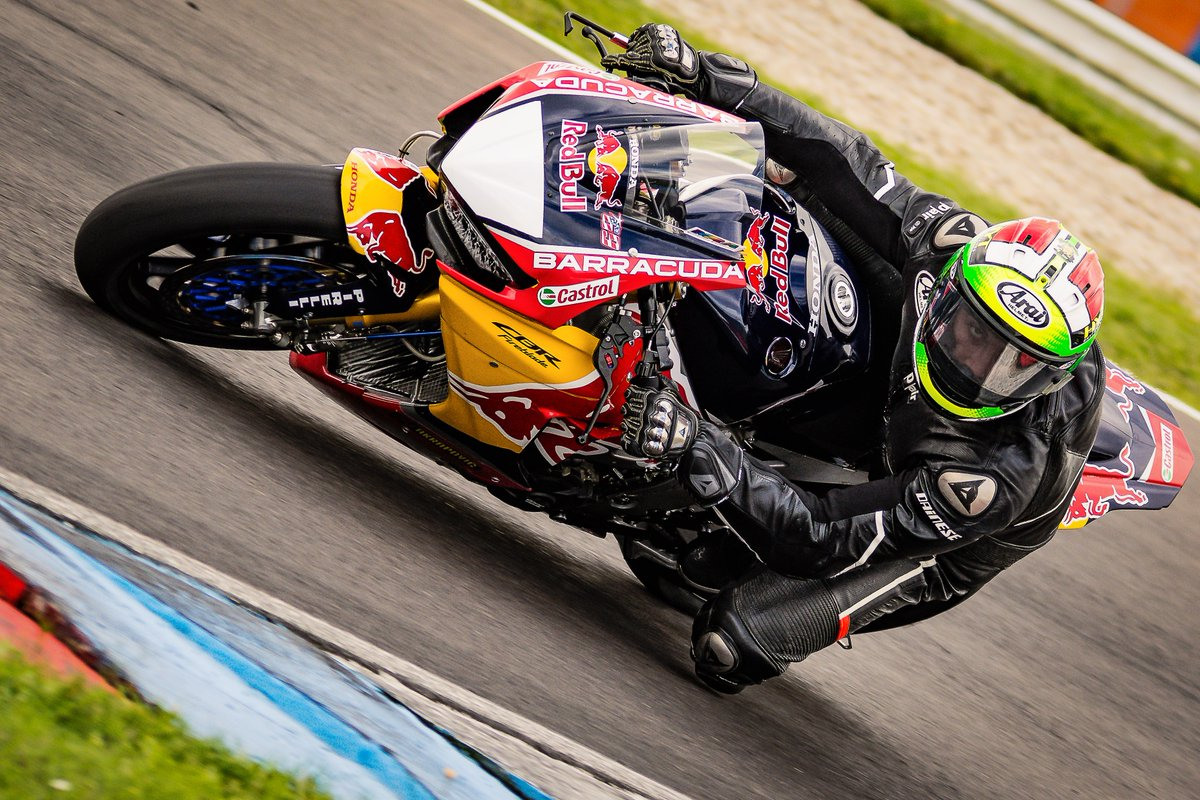 test Twitter Media - Second day of testing at Lausitzring for @DavideGiugliano with @HondaWSBK 💪🏁  #WorldSBK https://t.co/jW7L62SaR4