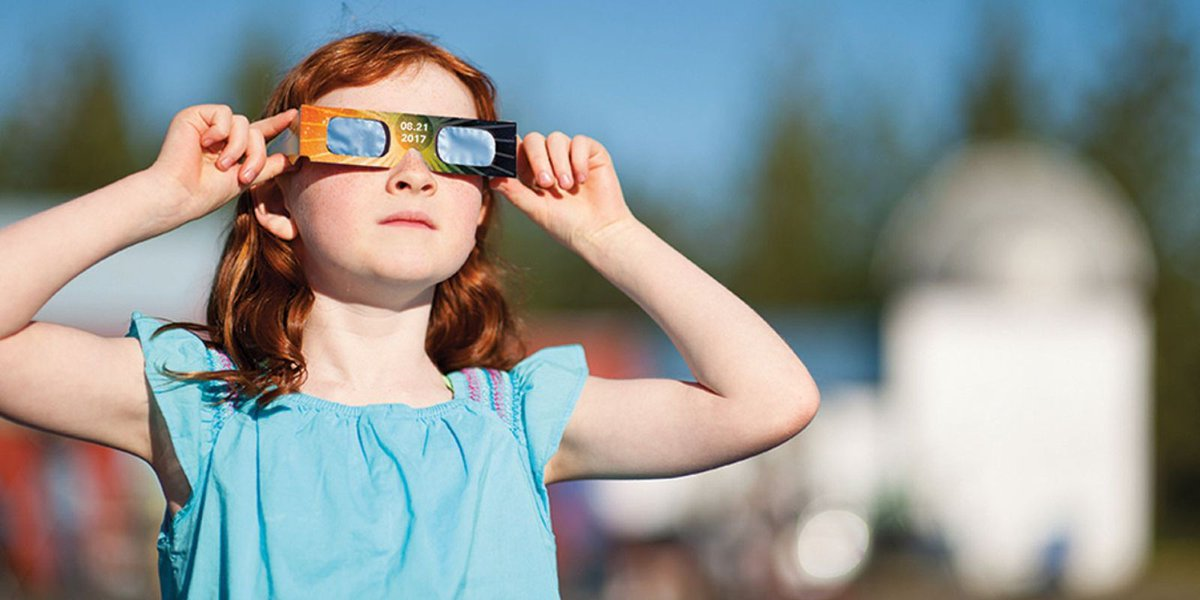 Protect Your Eyes: Ideas for Eclipse Eye Safety