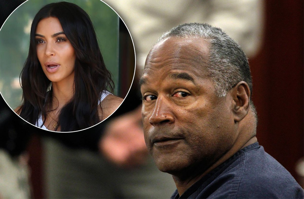 Inside O.J.'s Post-Prison Revenge Plans Against 'Traitor' Kim, According To Source