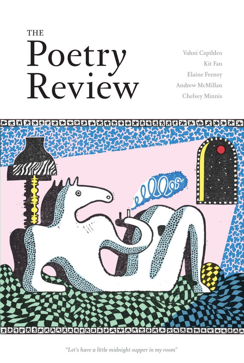test Twitter Media - 'The dead carry the day between two still lochs' Lindsay Mcgregor in The #PoetryReview 107:2, out now! https://t.co/UTDc8aJvvW https://t.co/c6AIJRodgd