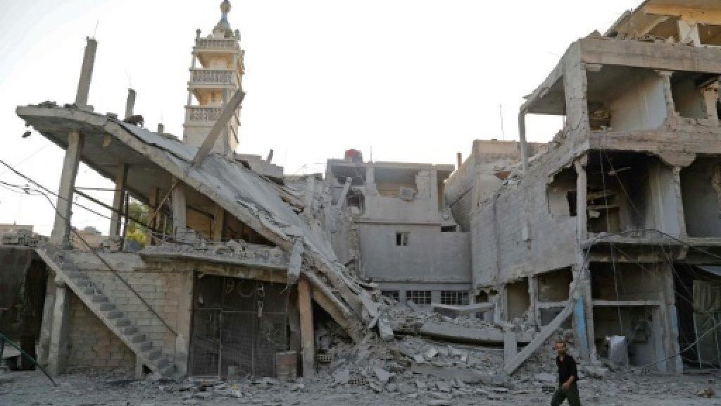 Clashes rock Syria truce zone: monitor