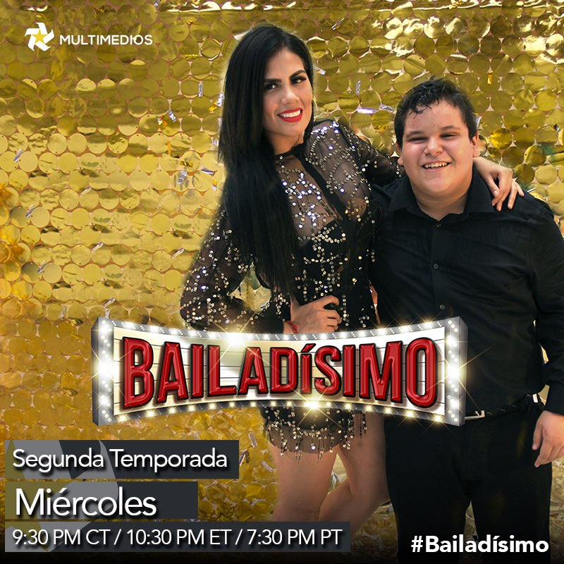 RT @pelonramos: Mis gallos en #Bailadísimo https://t.co/cs2cZOxlGn