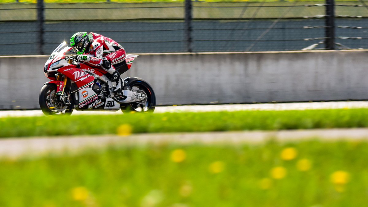 test Twitter Media - ➡️ @SMRWorldSBK duo complete positive Lausitzring test  👇📰 #WorldSBK https://t.co/pzE1Dx42tz https://t.co/HxrtzflS62
