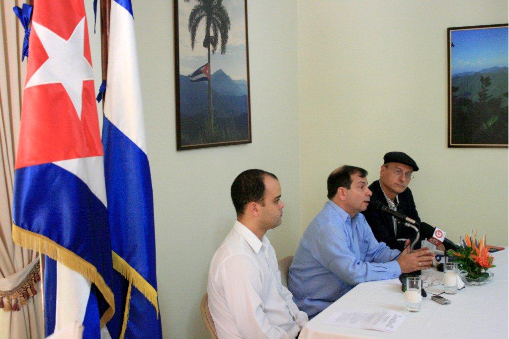 El pueblo salvadoreño ha participado de las victorias de Cuba: Fernando González - Diario Co Latino
