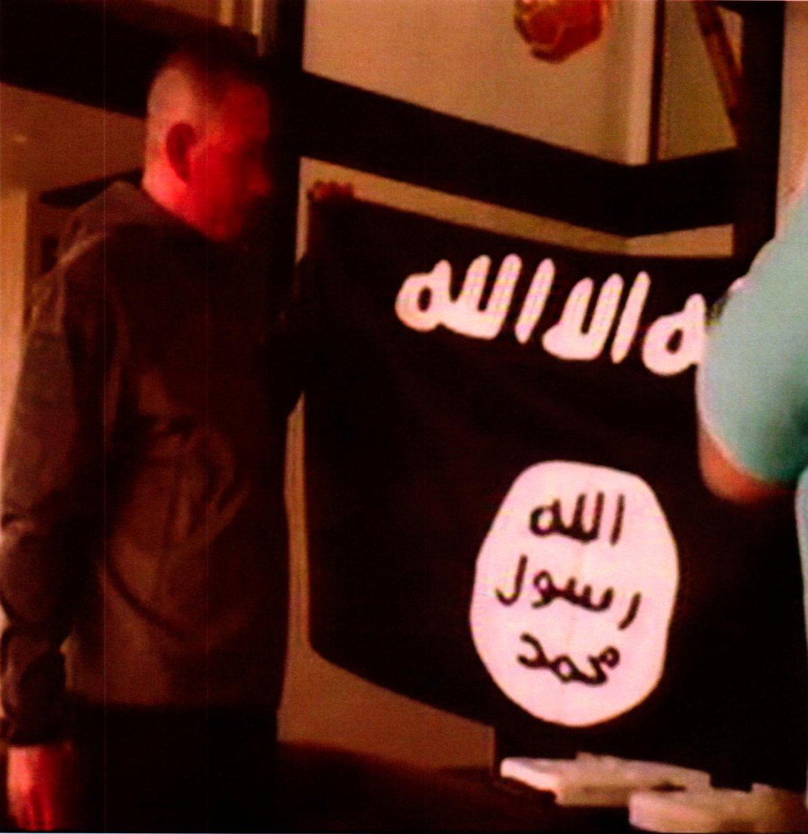 U.S. soldier who kissed ISIS flag pleads not guilty to supporting the militant group