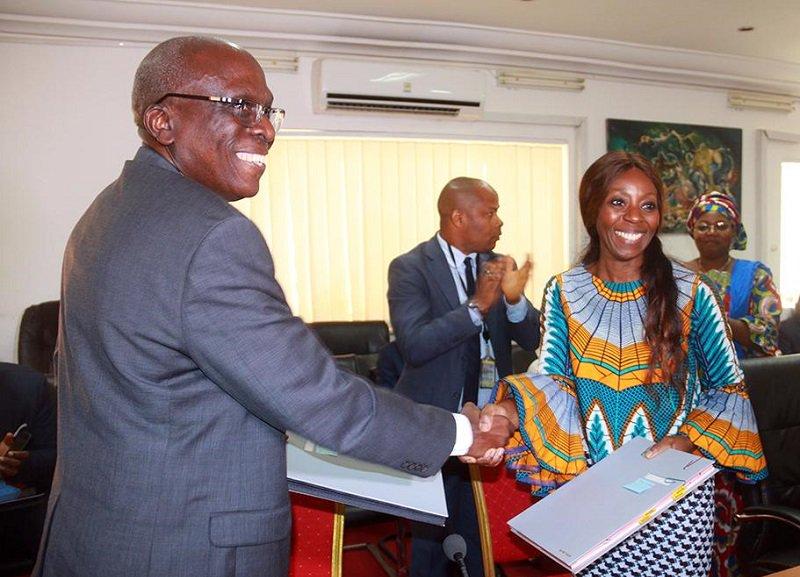 La Guinée signe deux importants accords de financements avec la Banque mondiale