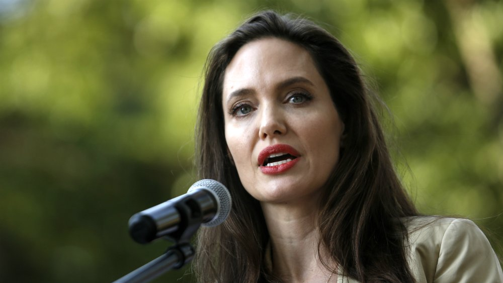 Angelina Jolie opens up about Brad Pitt divorce, reveals Bell's Palsy diagnosis