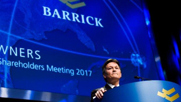 Barrick Gold to talk with Tanzania about US$190-billion tax bill