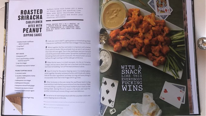 4 pic. So many great recipes in this book 🌱 https://t.co/eSBomZ6Ase
