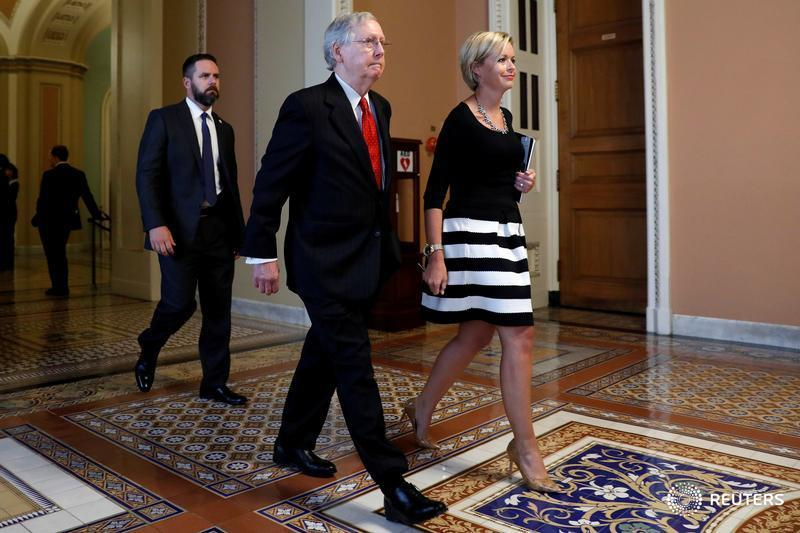 Senate aims for a 'skinny' Obamacare repeal as other options fail: