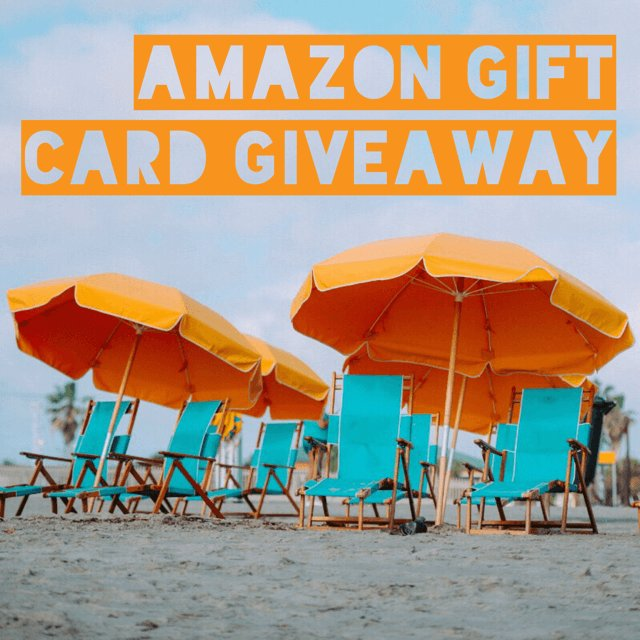 $200 Amazon Gift Card Giveaway (8/18 WW)