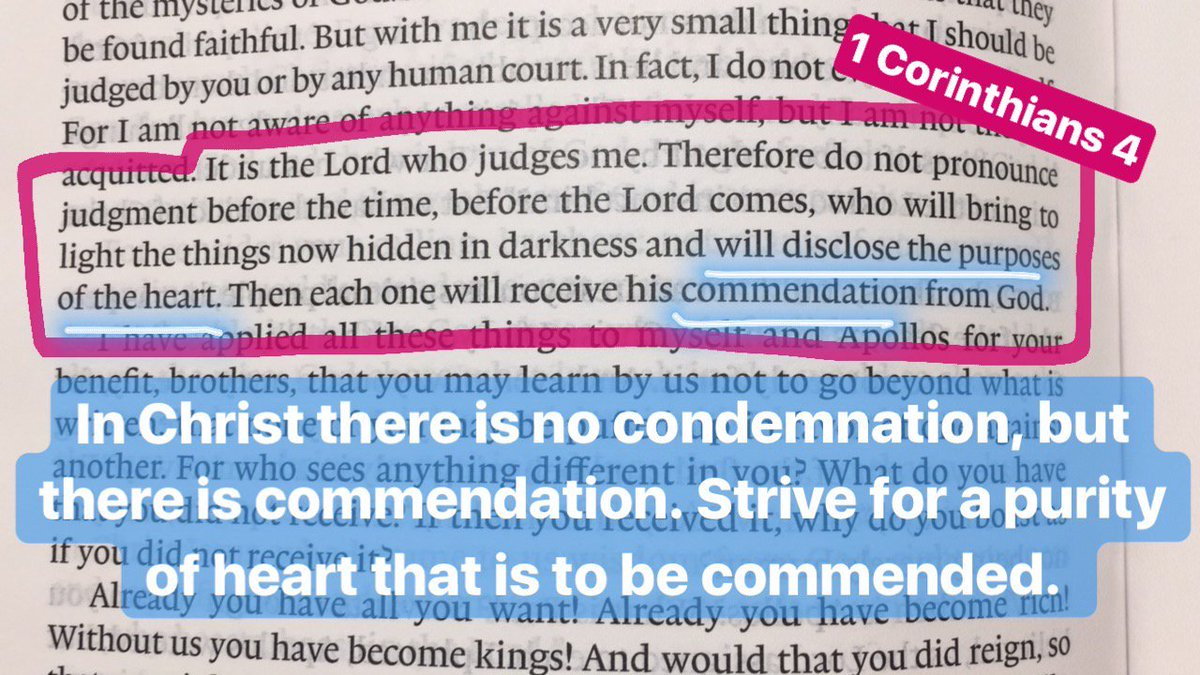 test Twitter Media - God cares about why you compete than how you compete. Are your motives worthy of commendation from God? https://t.co/R2cKDat7zI