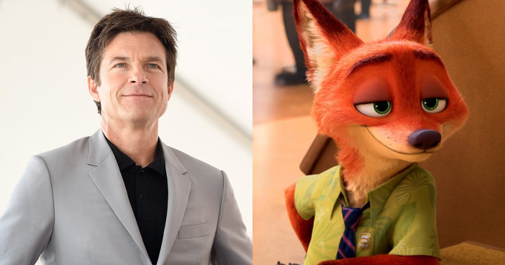 #Zootopia's Jason Bateman Just Got a Star on the Hollywood Walk of Fame 🌟