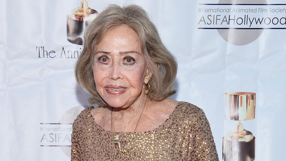 June Foray, voice of Rocky the Flying Squirrel, dies at 99